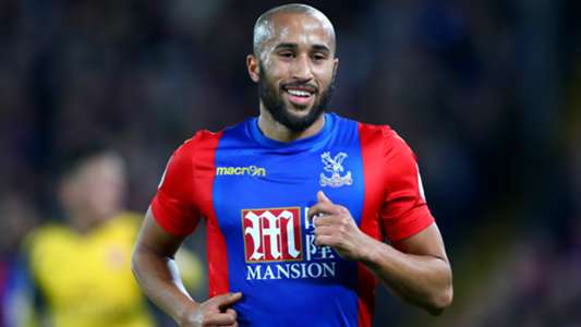 Andros Townsend Crystal Palace Premier League