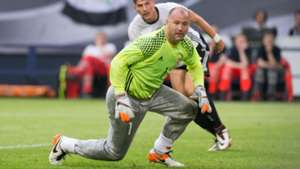 GABOR KIRALY Hungary friendly against Germany 04062016