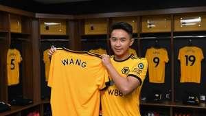 David Wang Wolverhampton