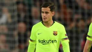 Coutinho Barcelona Liverpool Champions League 07 05 2019