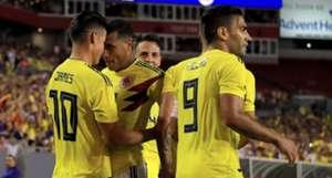 James Rodrìguez Colombia - USA 2018