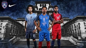 JDT new kit