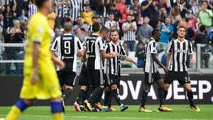 Juventus Chievo Serie A 2017/09/09