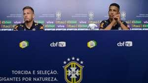 Arthur Jorge Seleção Brasil 02 10 2017