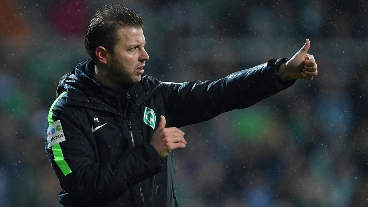 Werder Bremen verlängert Vertrag mit Trainer Florian Kohfeldt bis 2021