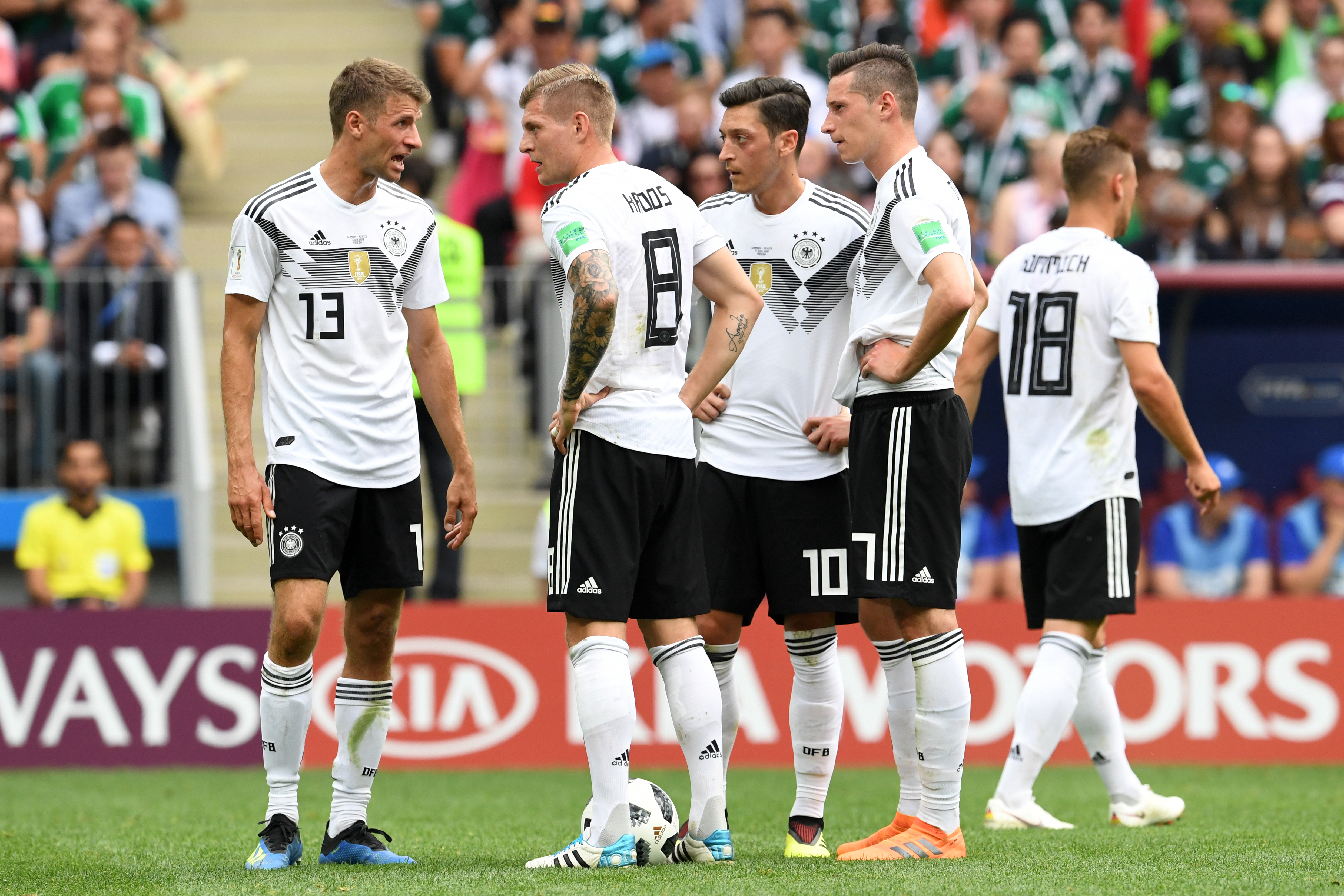 Toivonen affole l'Allemagne d'un enchaînement somptueux (vidéo)