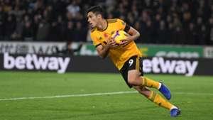 Raúl Jiménez Wolverhampton Premier League