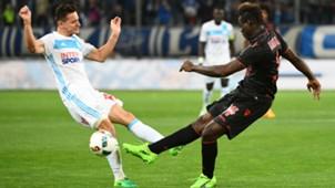 Florian Thauvin Marseille Nice Ligue 1 07052017