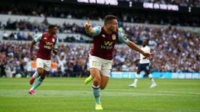 John McGinn | Aston Villa