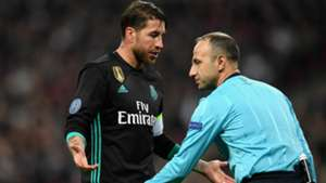 Sergio Ramos ottenham Real Madrid Champions League