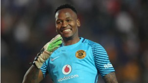 Brilliant Khuzwayo of Kaizer Chiefs