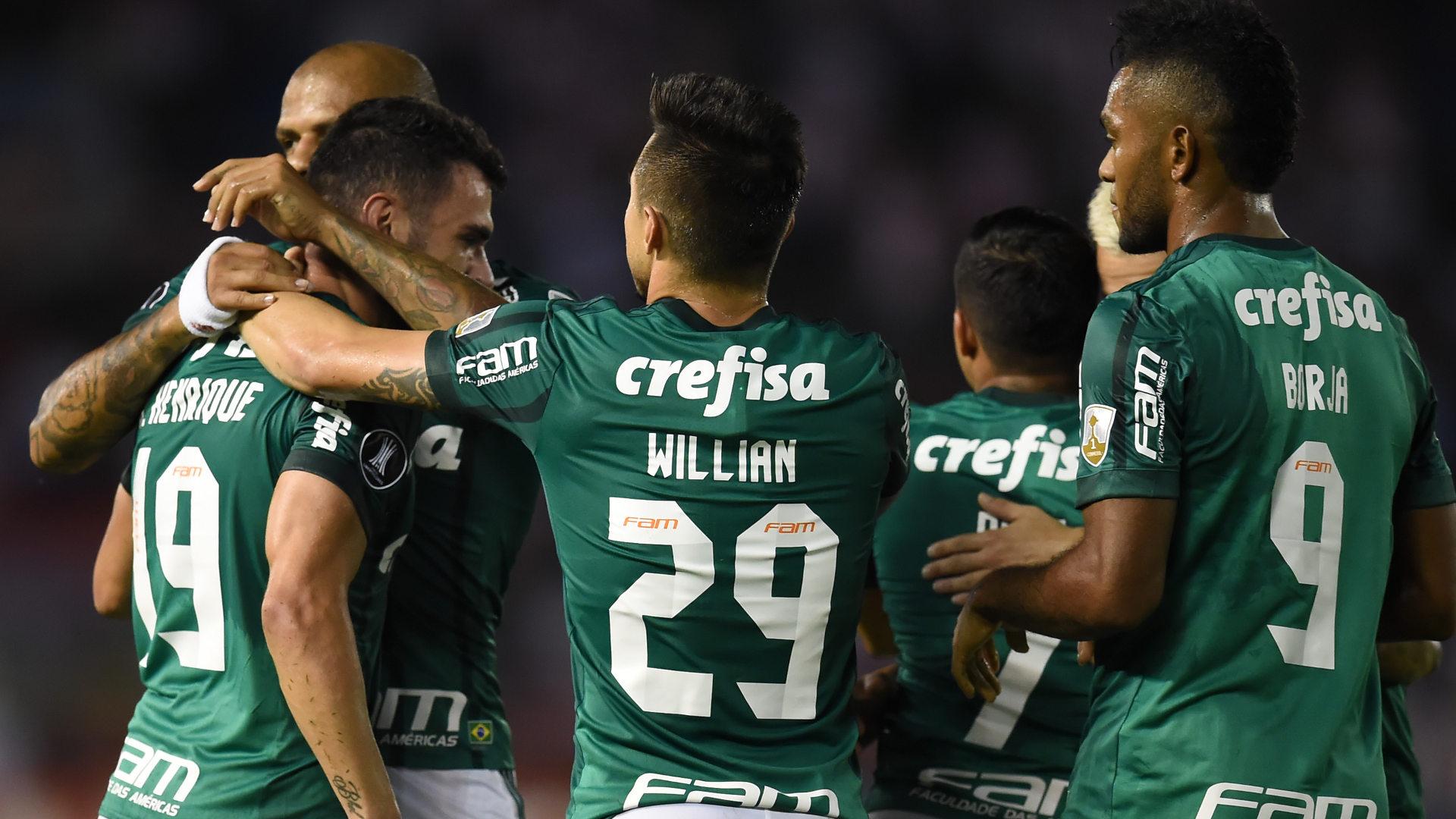 Junior Palmeiras Copa Libertadores 01032018