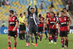Diego Alves Fluminense x Flamengo 25102017