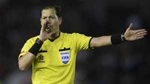 arbitro Victor Carrillo River Gremio Copa Libertadores 23102018