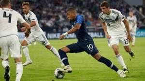 Kylian Mbappe France Germany