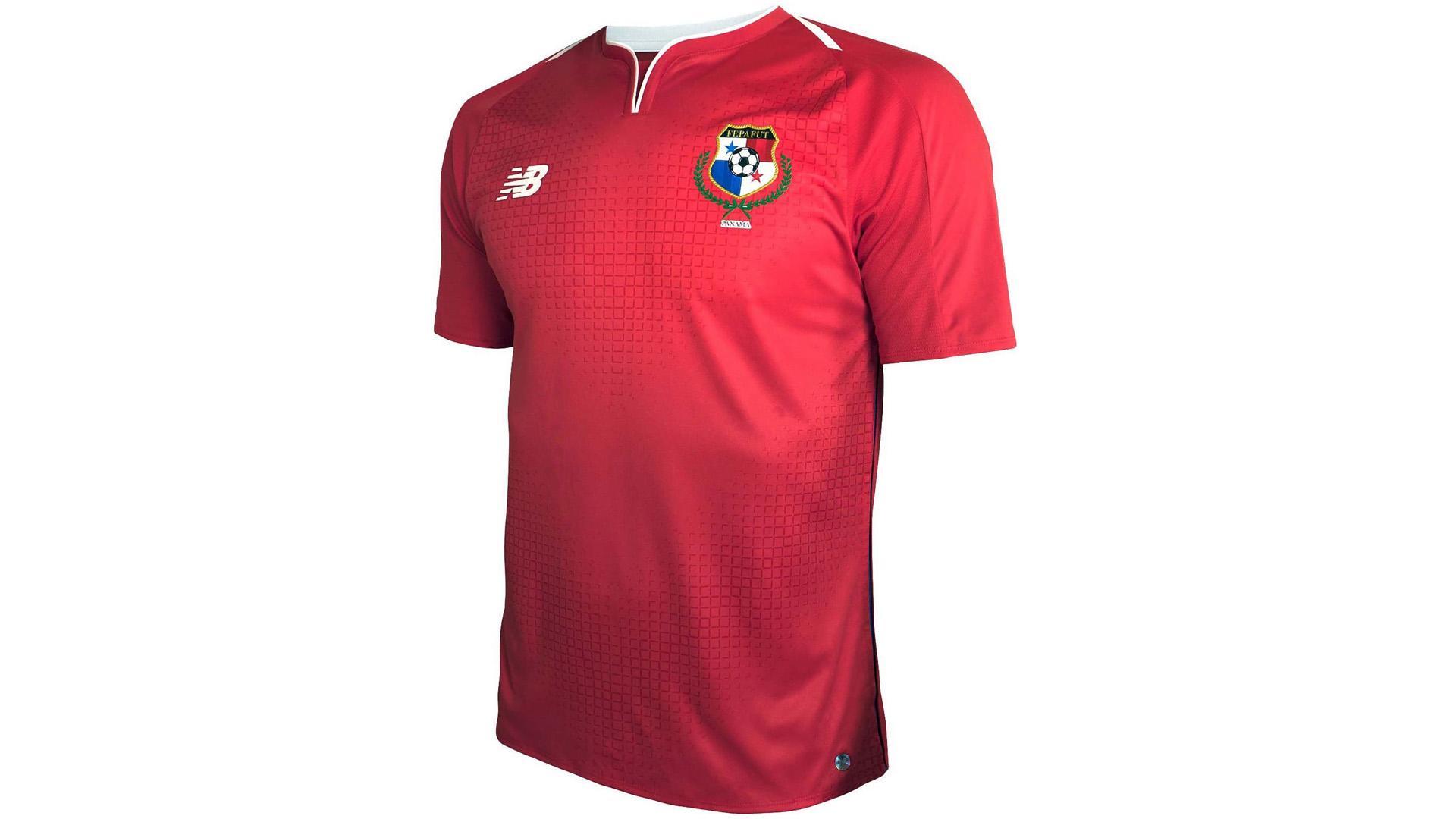 Panama Camiseta Titular Home Kit 2018