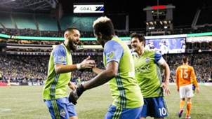 Joevin Jones Clint Dempsey Seattle Sounders MLS