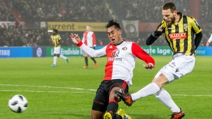 Renato Tapia, Feyenoord - Vitesse, Eredivisie 12022017