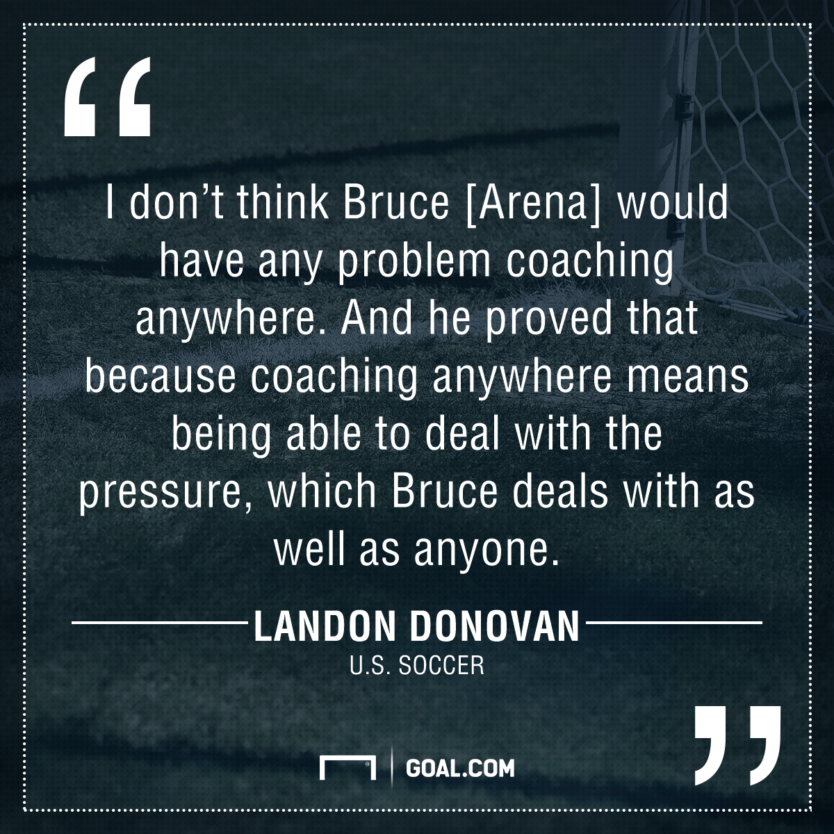 Landon Donovan quote