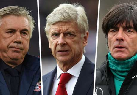 The managers in line to replace Wenger