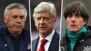 Ancelotti Wenger Low