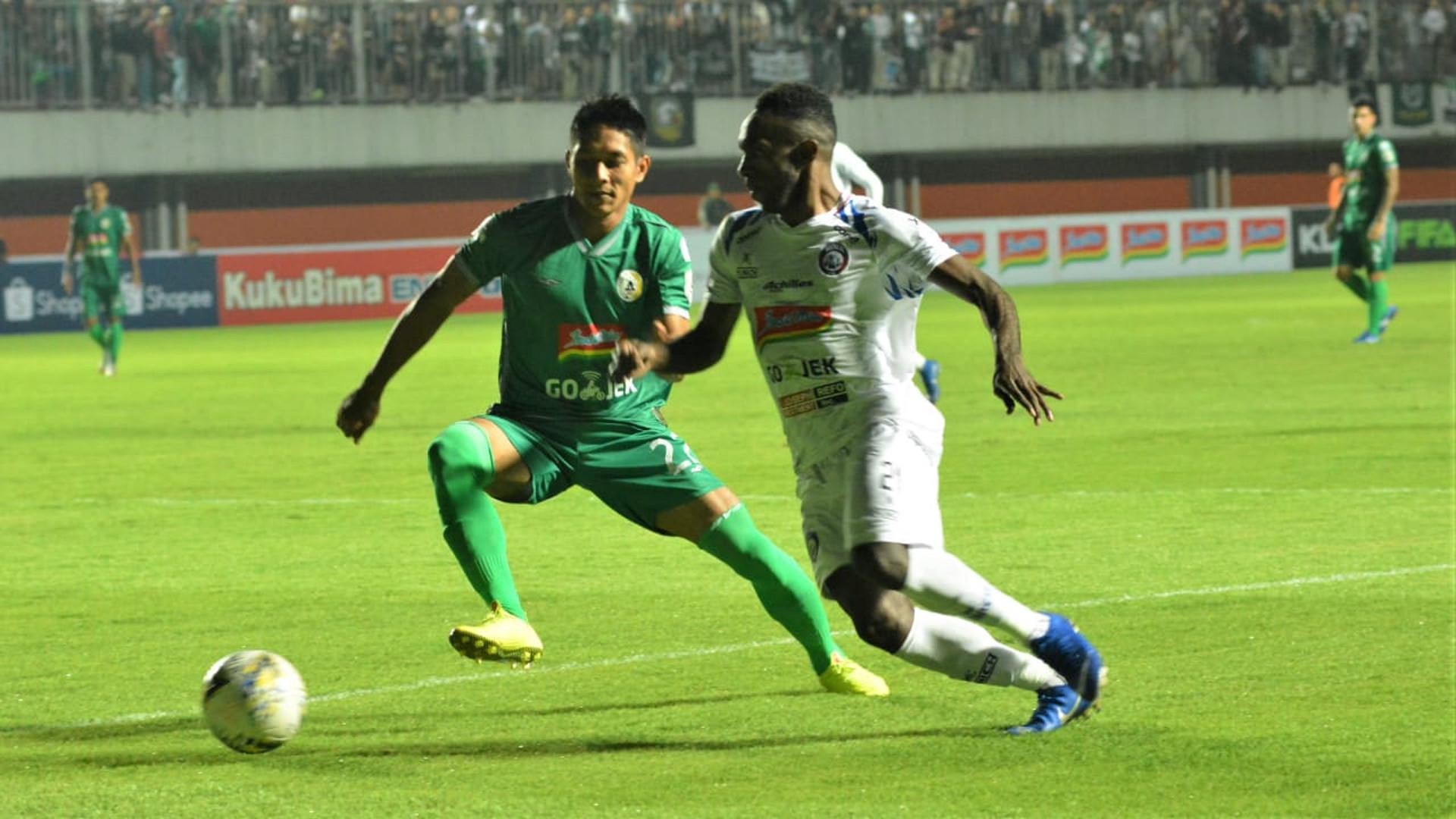 PSS Sleman vs Arema FC