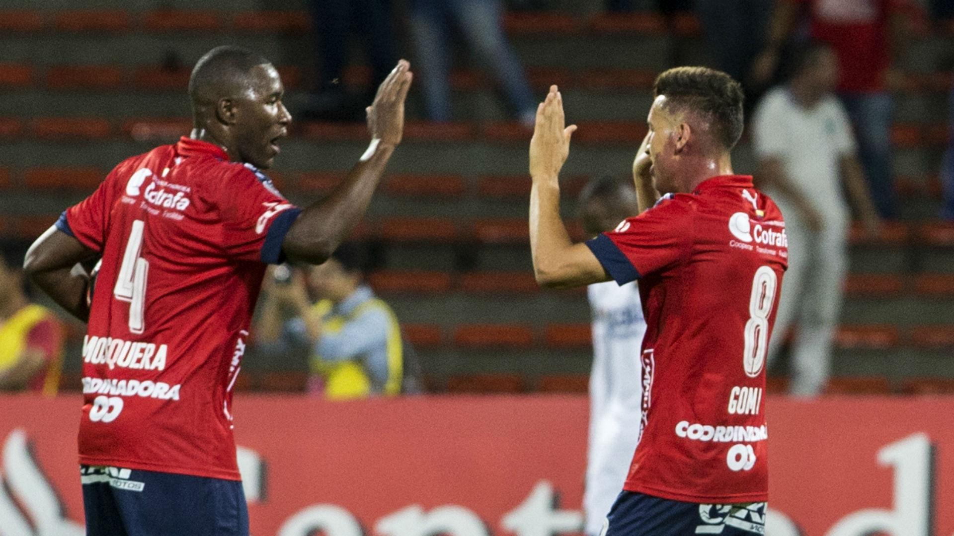 Medellín gol Copa Libertadores 2017