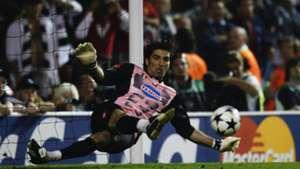 Gianluigi Buffon Juventus AC Milan