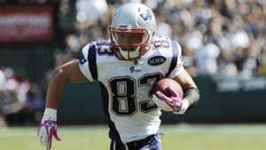 Wes Welker New England Patriots
