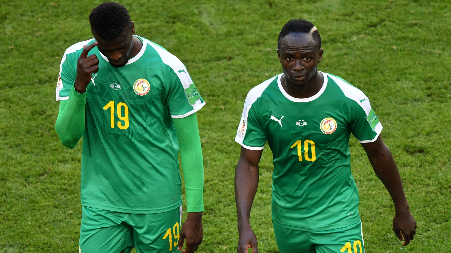 Mane Niang Senegal Colombia