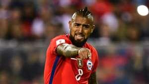 Arturo Vidal Chile World Cup qualifying
