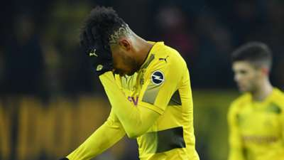 Pierre Emerick Aubameyang Dortmund