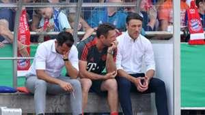 Hasan Salihamidzic Niko Kovac FC Bayern