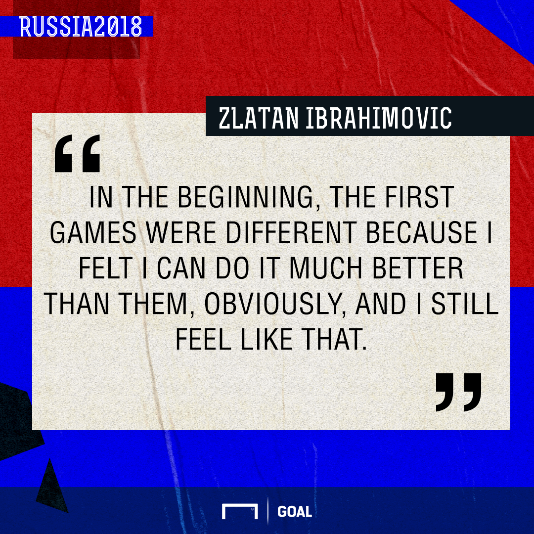 Ibrahimovic quote
