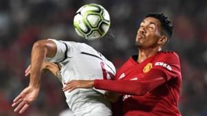 Chris Smalling Man Utd 2018-19