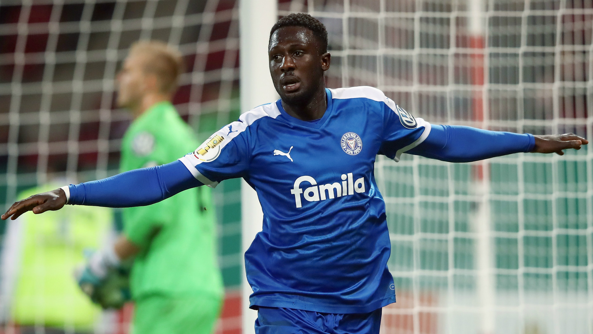 Ghana scout Germany-based Kingsley Schindler with a view to national team call-up