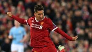 Roberto Firmino Manchester City Liverpool Champions League 04 04 2018