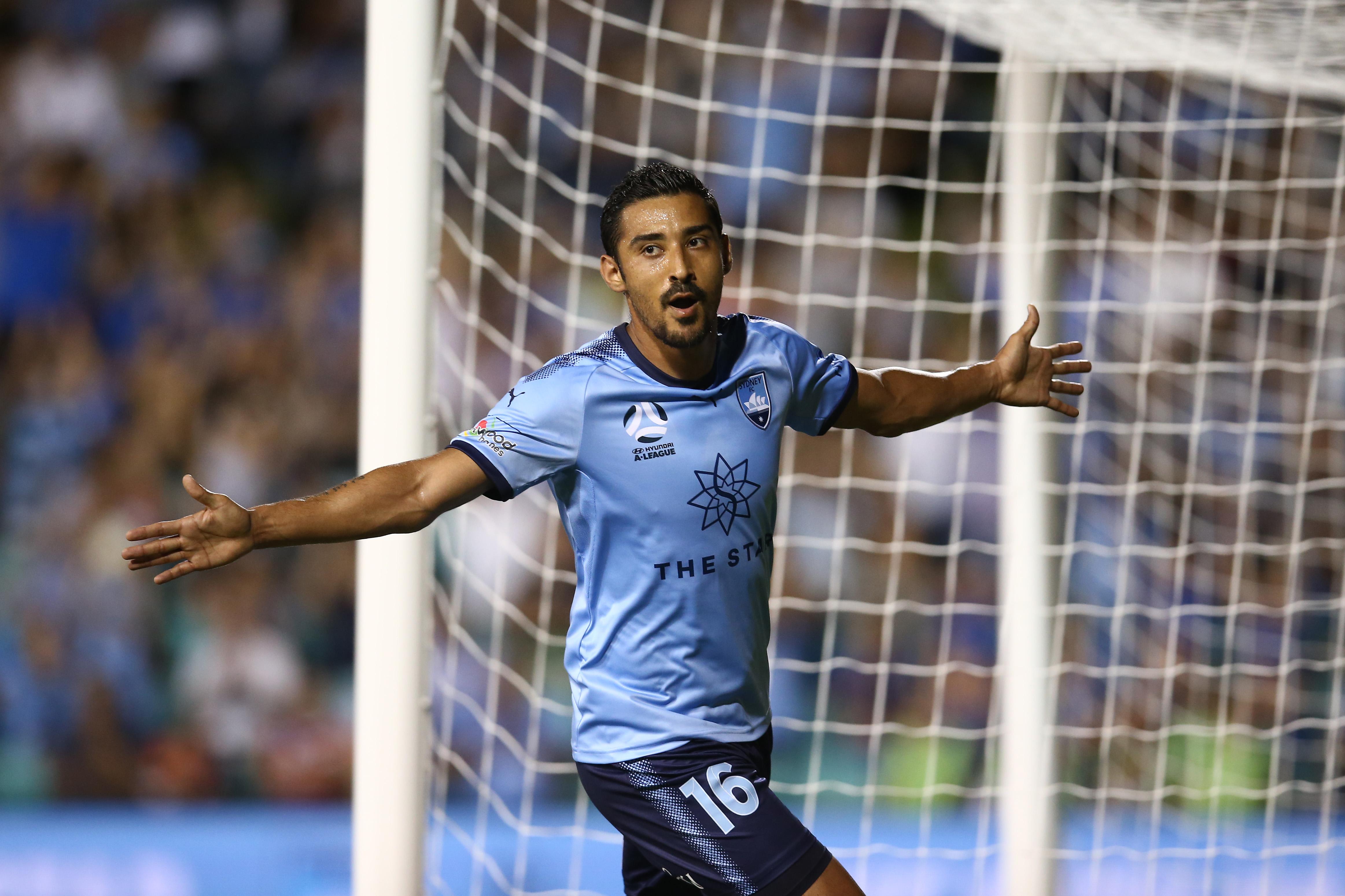 Reza Ghoochannejhad Sydney FC