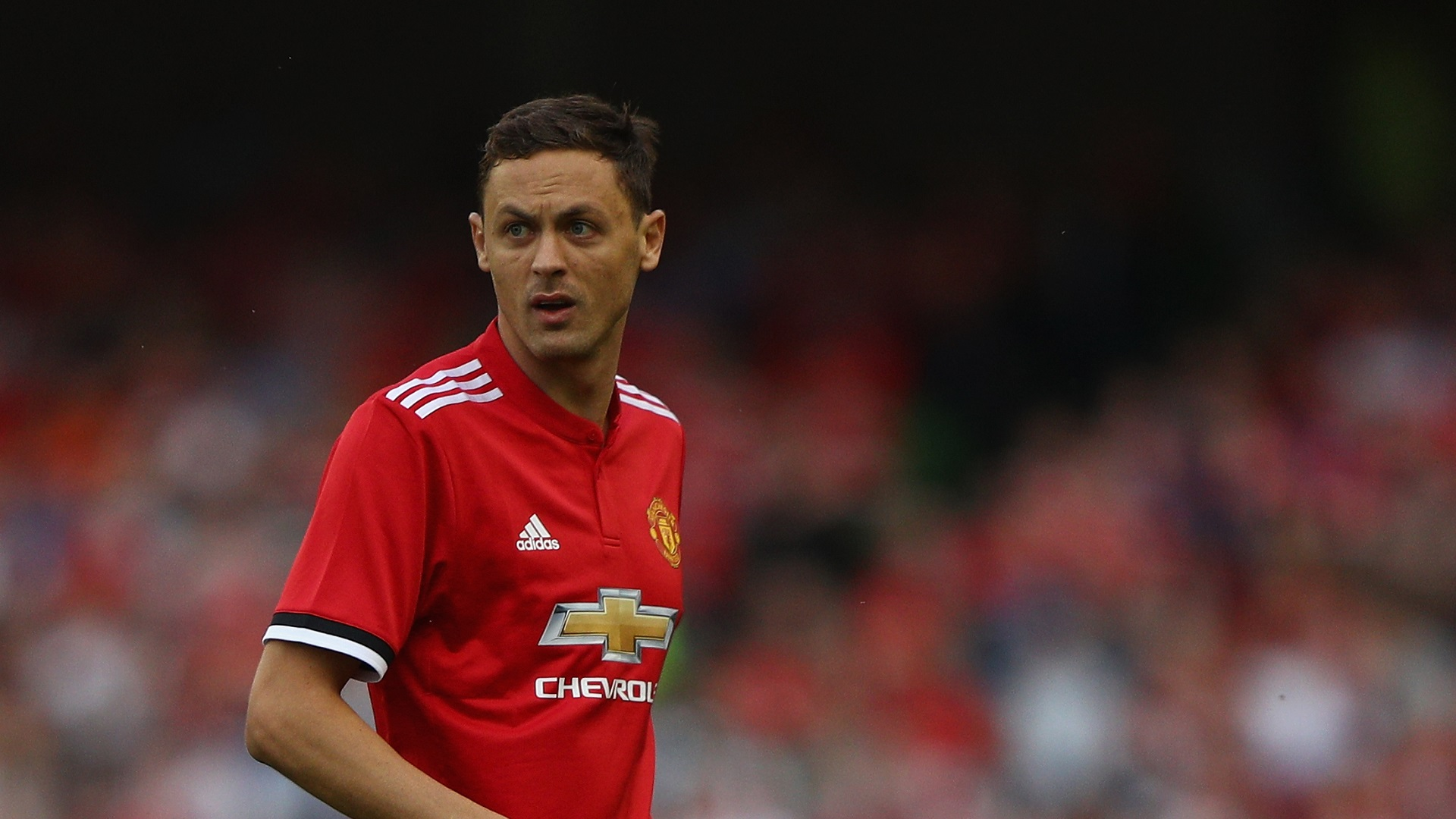 Nemanja Matic Manchester United 02082017