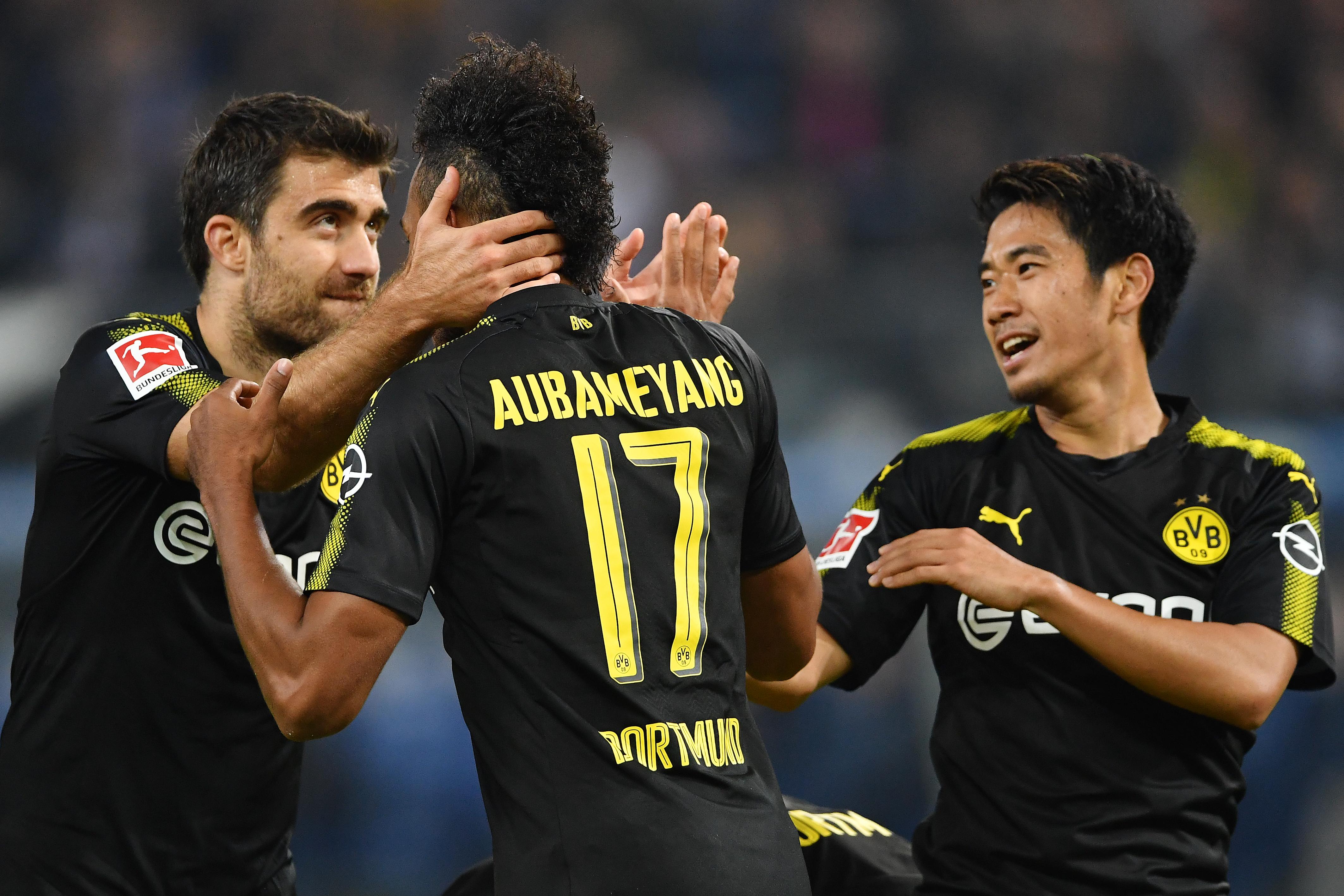 HSV-Trainer Gisdol setzt auf Wood gegen Dortmund