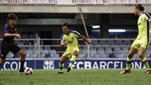 Chencho Gyeltshen Bengaluru FC Barcelona B 08142018
