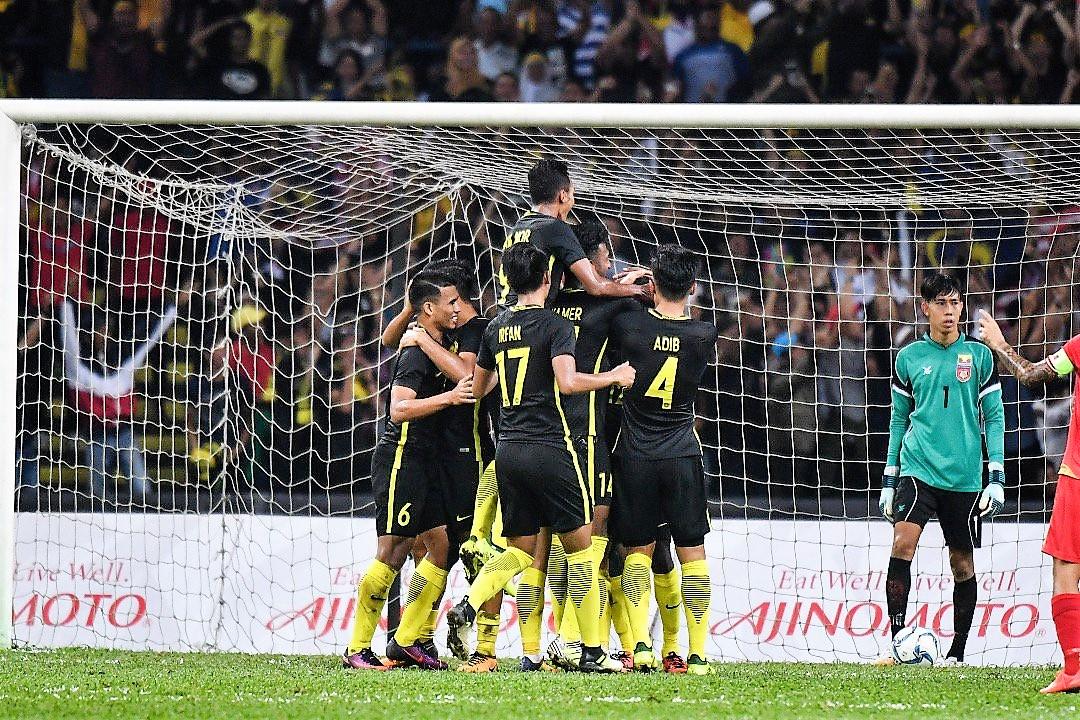 Malaysia U22, SEA Games, 21082017