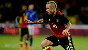 Radja Nainggolan Belgium Italy Friendly 13/11/2015