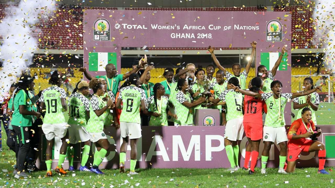 Nigeria Women, Super Falcons