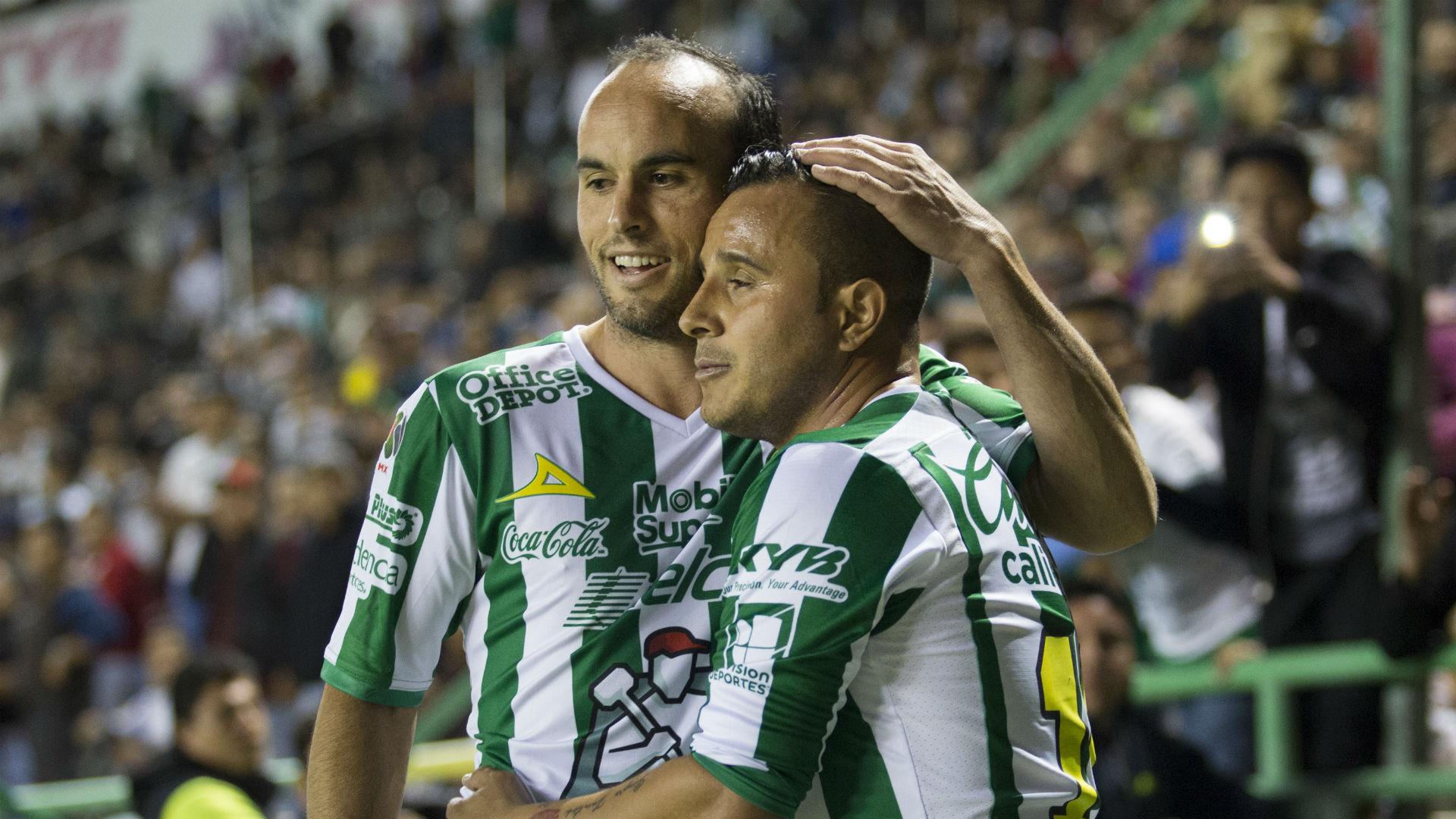 Landon Donovan Luis Montes Leon Liga MX
