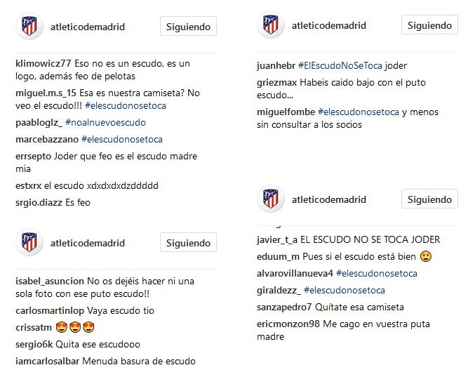 BODY ONLY Mensaje afición Atlético