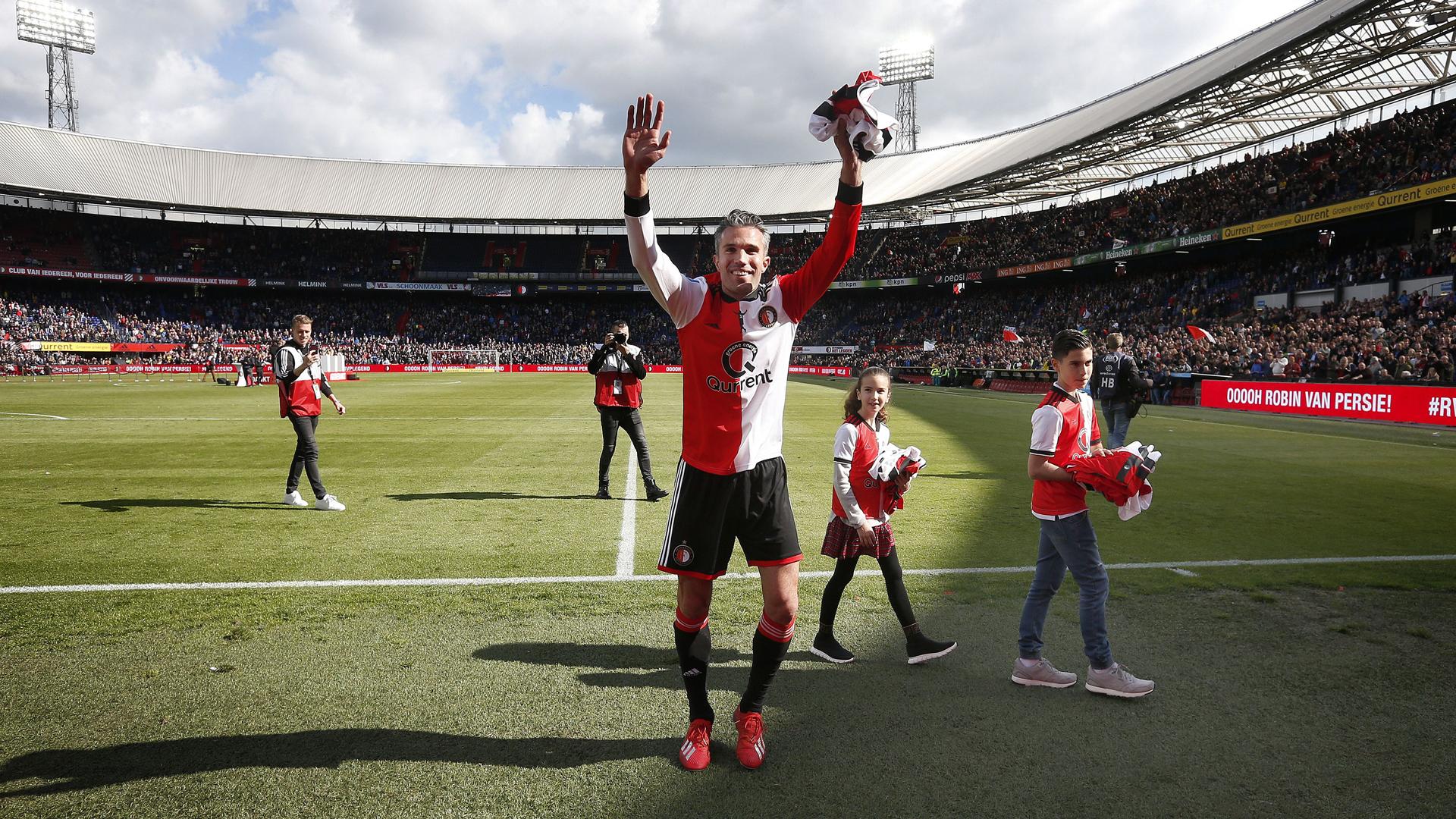 Robin van Persie Feyenoord 12052019