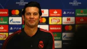 Santiago Solari Real Madrid Champions League