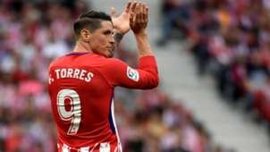 Fernando Torres Atletico Madrid 2018-05-20