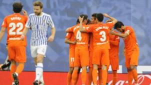 Real Sociedad Malaga LaLiga
